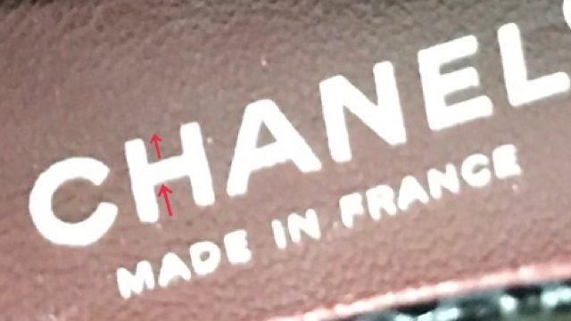 メルカリでCHANELを買うときのロゴの見方
