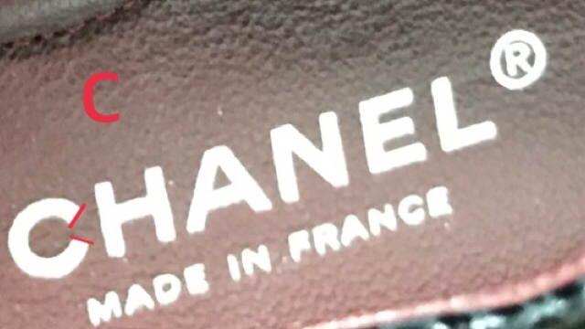 CHANELのロゴの見方