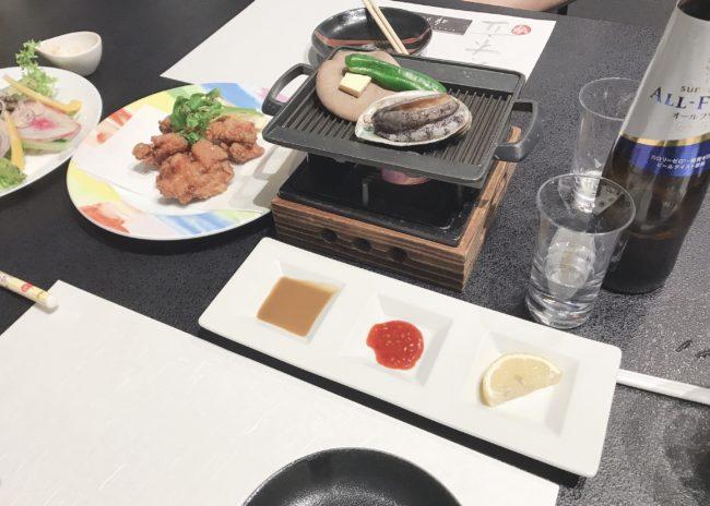名古屋で妊婦さんにおすすめのアワビ料理店
