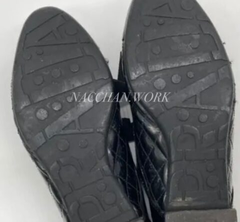 プラダ 靴裏の修理